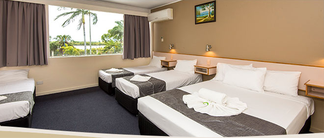 Restaurants and Accommodation Mackay